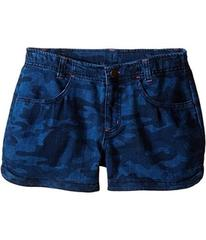 Carhartt Denim Camo Shorts (Big Kids)