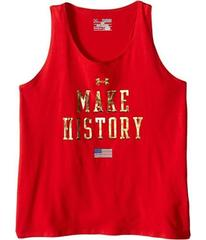 Under Armour Make History Tank Top (Big Kids)