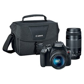 Canon Digital Slr Camera Bundle Canon