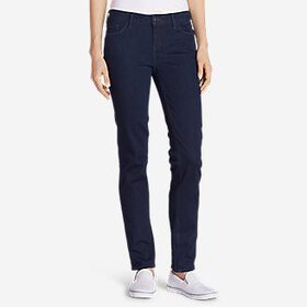 Women's Elysian Slim Straight Jeans - Slightly
