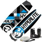 Hyperlite Tribute Wakeboard With Frequency Binding