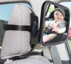 OxGord Shatterproof Safety Rearview Baby Car Seat