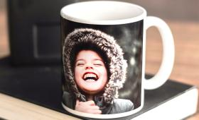Up to 75% Off Custom Mugs from Collage.com