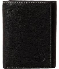 Timberland Cavalieri Leather Trifold Wallet