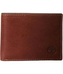 Timberland Cavalieri Leather Slimfold Wallet