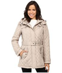 Tommy Hilfiger Quilted Poly Cotton Jacket with Bel