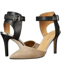 Massimo Matteo Pump with Ankle Strap