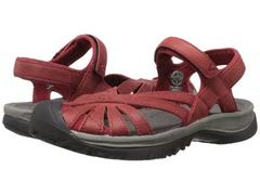 Keen Rose Leather