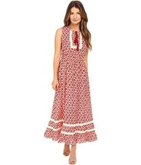 Kate Spade New York Posy Ikat Patio Dress