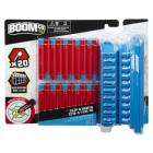 BOOMco.™ Clip & Darts Pack - Blue