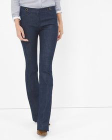Trouser Flare Jeans