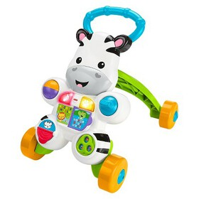 Fisher-Price Fisher-Price Learn with Me Zebra Walk