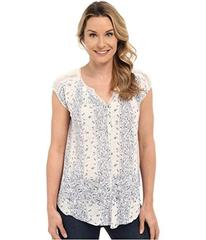 Lucky Brand Milan Lace Top