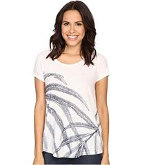 Lucky Brand Palm Fronds Tee