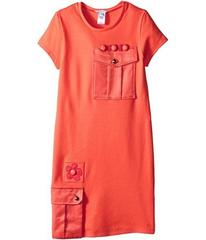 Little Marc Jacobs Milano Dress with Cabochons (Bi