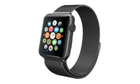 Magnetic Milanese Loop Stainless Steel Watch Band