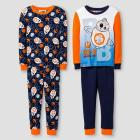 Boys' LEGO® Star Wars BB8 4 Piece Cotton Paja