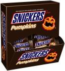 Snickers Snickers Pumpkin Singles - 1.1 oz - 24 ct