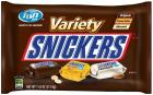Snickers Fun Size Chocolate Bars Variety Mix Bag -
