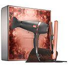 ghd Copper Luxe Dry & Style Deluxe Gift Set