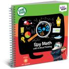LeapFrog LeapStart 1st Grade Activity Book: Spy Ma