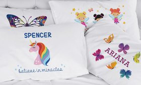Up to 75% Off Custom Kids Pillowcases