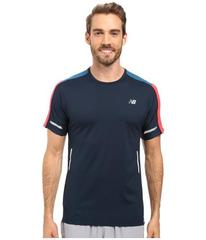 New Balance Precision Run Short Sleeve Top