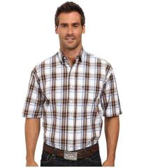 Stetson Blue Springs Button Front Two-Pocket Short