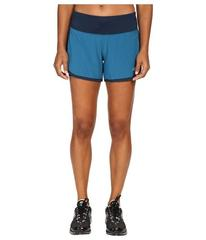 "New Balance Impact 4"" 2-in-1 Shorts"