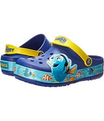 Crocs CrocsLights Finding Dory Clog (Toddler/Littl