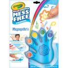 Crayola Mess Free Color Wonder Fingerpaint and Pap