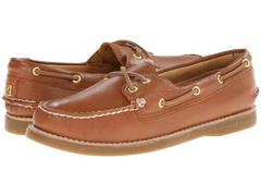 Sperry Top-Sider Gold A/O 2-Eye Leather