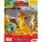 Disney Junior The Lion Guard My Busy Books