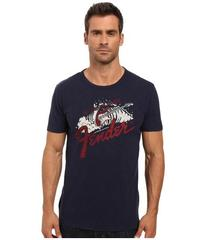 Lucky Brand Fender Surf Sounds Graphic Tee