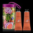 Gardeners Hand Therapy Ornament Tin
