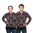 Deadpool & Snowflakes Holiday Sweater - Exclusive