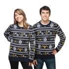 Star Trek TOS Ships Holiday Sweater - Exclusive