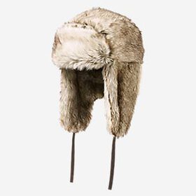 Truckee Faux Fur Trapper Hat