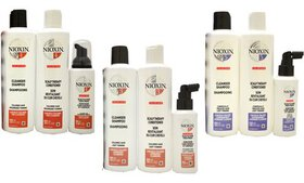 Nioxin 3-Piece Hair System Kit (Multiple Options A