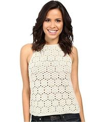 Stetson Double Knit Lace Muscle Tee