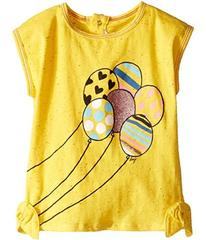 Little Marc Jacobs Jersey Tee Shirt with Balloons