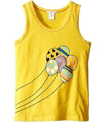 Little Marc Jacobs Jersey Tank Top with Balloons O