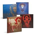 Warcraft Movie Wrapped Canvas Art Set