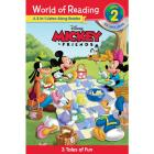 Disney World of Reading: Mickey and Friends 3 Tale