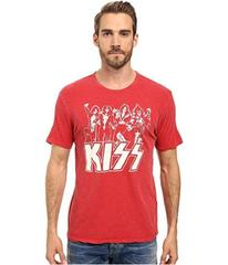Lucky Brand Kiss Destroyer Graphic Tee