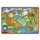 Thomas and Friends Blue Mountain Game Tall Rug