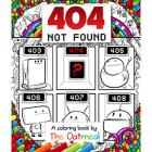 404 Not Found: The Oatmeal Adult Coloring Book