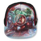Boys Avengers Logo And Group Graphic Hat
