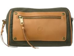 Timberland Canvas Leather Travel Kit