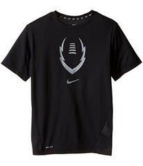 Nike Football Gear Up Short Sleeve Fitted Top (Lit